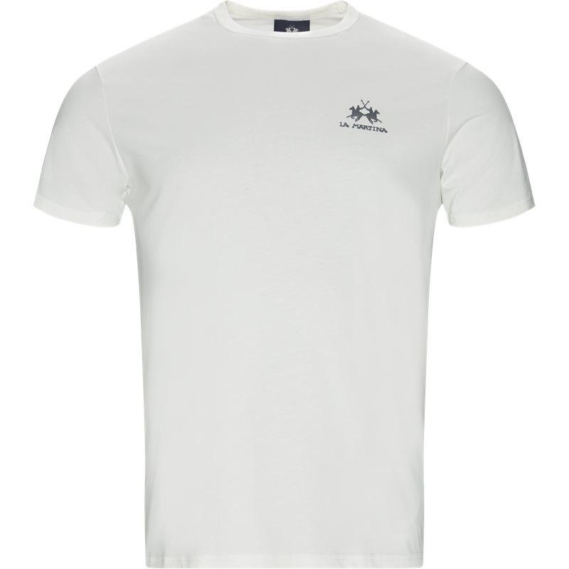 la martina La martina - s/s jersey t-shirt på kaufmann.dk